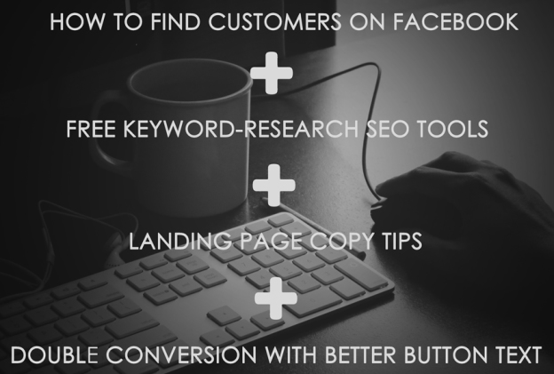 Find customers facebook conversion tips seo tools.