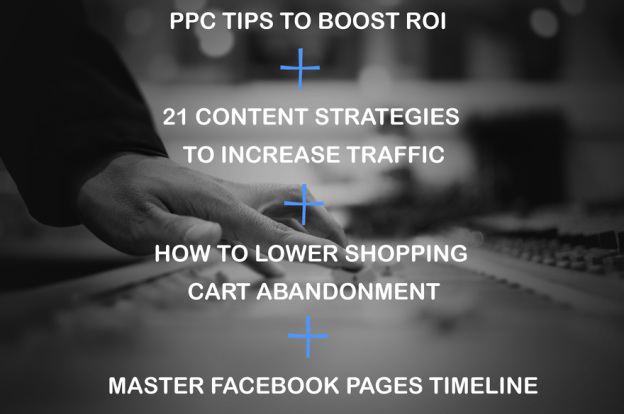 PPC tips, traffic,strategies, cart abandonment, facebook pages tips