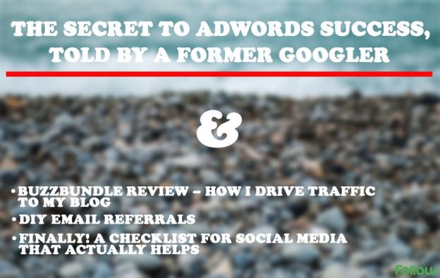 AdWords success strategies.
