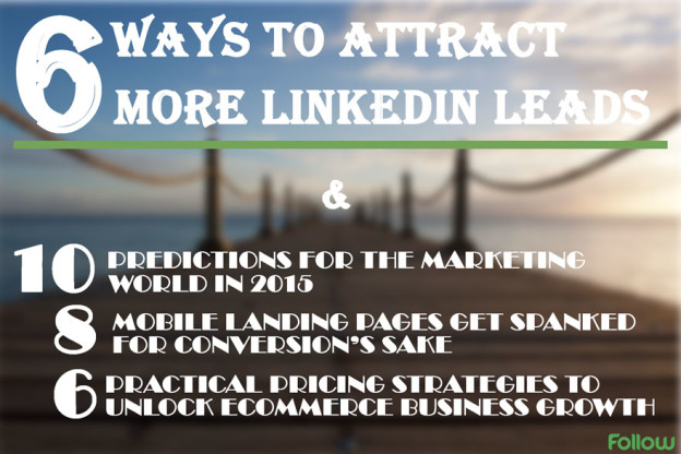 Lead generation tactics LinkedIn.