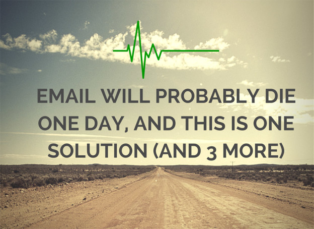 Web push email marketing alternative.