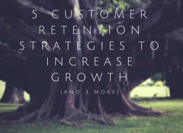 Customer retention strategies.