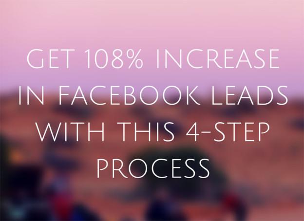 Facebook leads.