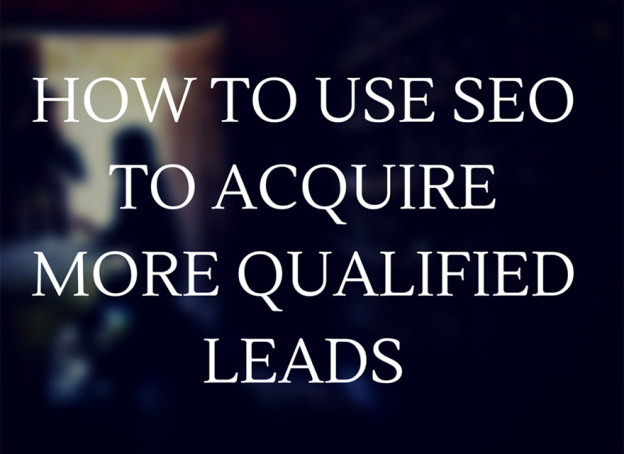 SEO and leads.